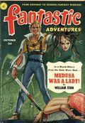 Fantastic Adventures (1939-1953 Ziff-Davis Publishing) Pulp Oct 1951