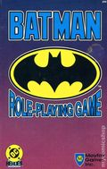 DC Heroes Role-Playing Game Batman Role-Playing Game SC (1989 Mayfair) #299
