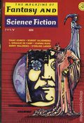 Magazine of Fantasy and Science Fiction (1949-Present Mercury Publications) Vol. 39 #1