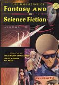Magazine of Fantasy and Science Fiction (1949-Present Mercury Publications) Vol. 33 #5
