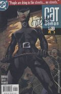 Catwoman (2002 3rd Series) 25DF.SIGNED