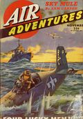 Air Adventures (1939-1945 Ziff-Davis Publishing) Pulp Vol. 2 #1