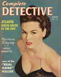 Complete Detective Cases (1939-1953 Timely) True Crime Magazine Vol. 14 #3