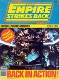 Star Wars Official Poster Monthly (Episode V) 1