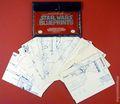Star Wars Blueprints (1977 Ballantine Books) 1977-1ST