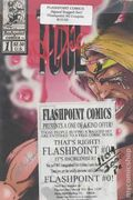 Flashpoint Comics Signed Bagged Set (1994) 1