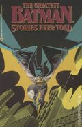 Greatest Batman Stories Ever Told TPB (1988 Warner Edition) 1-1ST