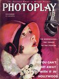 Photoplay (1911-1936 Photoplay Publishing) 1st Series Vol. 37 #1
