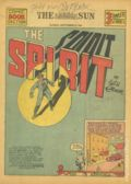 Spirit Weekly Newspaper Comic (1940-1952) Sep 22 1940