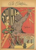Spirit Weekly Newspaper Comic (1940-1952) 4/23NN 1944