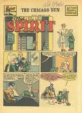 Spirit Weekly Newspaper Comic (1940-1952) Feb 2 1947