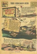 Spirit Weekly Newspaper Comic (1940-1952) Feb 9 1947