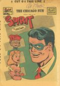 Spirit Weekly Newspaper Comic (1940-1952) Apr 27 1947