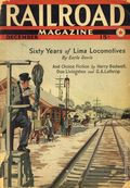 Railroad Magazine (1929 Frank A. Munsey/Popular/Carstens) 2nd Series Vol. 27 #1