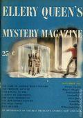 Ellery Queen's Mystery Magazine (1941-Present Davis-Dell) Vol. 3 #5