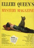 Ellery Queen's Mystery Magazine (1941-Present Davis-Dell) Vol. 14 #72