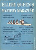 Ellery Queen's Mystery Magazine (1955-1959 Davis-Dell) Text Only Edition Vol. 26 #4