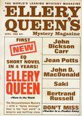 Ellery Queen's Mystery Magazine (1941-Present Davis-Dell) Vol. 47 #4