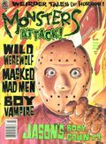 Monsters Attack (1989) Magazine 3