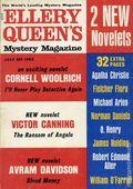 Ellery Queen's Mystery Magazine (1941-Present Davis-Dell) Vol. 42 #1