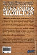 Alexander Hamilton GN (2021 1First Comics) The Graphic History of America's Most Celebrated Founding Father 1-1ST