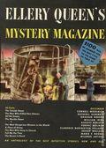 Ellery Queen's Mystery Magazine (1941-Present Davis-Dell) Vol. 14 #73