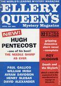 Ellery Queen's Mystery Magazine (1941-Present Davis-Dell) Vol. 43 #4