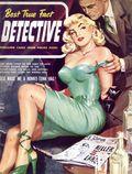 Best True Fact Detective (1943-1981 Newsbook) Jan 1951