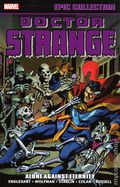 Doctor Strange Alone Against Eternity TPB (2021 Marvel) Epic Collection 1-1ST