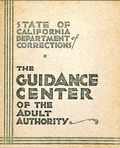 Guidance Center of the Adult Authority (1945) 1945