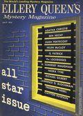 Ellery Queen's Mystery Magazine (1941-Present Davis-Dell) Vol. 32 #1