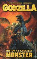 Godzilla History's Greatest Monster TPB (2020 IDW) 2nd Edition 1-1ST