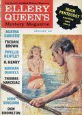 Ellery Queen's Mystery Magazine (1941-Present Davis-Dell) Vol. 37 #1