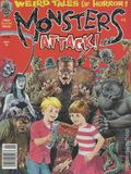 Monsters Attack (1989) Magazine 1