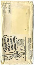 Bugs Bunny Mailing Envelope (Puffed Rice Giveaway) 0B