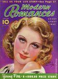 Modern Romances (1930-1997 Dell Publishing) Magazine Vol. 11 #2