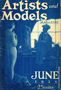 Artists and Models Magazine (1925-1926 Ramer Reviews) Vol. 1 #3