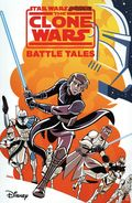 Star Wars Adventures The Clone Wars Battle Tales GN (2021 IDW) 1-1ST
