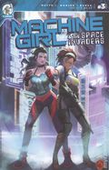 Machine Girl and Space Invaders (2020 Red 5 Comics) 3