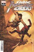 Savage Avengers (2019 Marvel) 17B