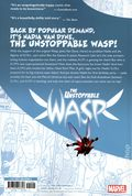 Unstoppable Wasp AIM Escape TPB (2021 Marvel) 1-1ST