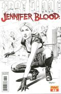 Jennifer Blood First Blood (2012 Dynamite) 1B