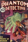 Phantom Detective (1933-1953 Standard Magazines) Pulp Jun 1936