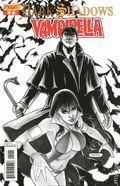 Dark Shadows Vampirella (2012 Dynamite) 2B