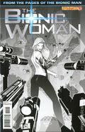 Bionic Woman (2012 Dynamite) 4B