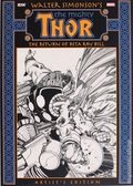 Walter Simonson's The Mighty Thor: The Return of Beta Ray Bill HC (2017 IDW/Marvel) Artist's Edition 1B-1ST