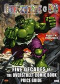 Overstreet @ 50 HC (2020 Gemstone) Five Decades of The Overstreet Comic Book Price Guide 1-1ST