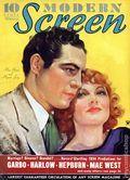 Modern Screen Magazine (1930-1985 Dell Publishing) Vol. 7 #3