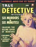 True Detective (1924-1995 MacFadden) True Crime Magazine Vol. 26 #3