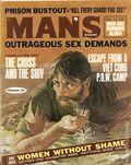 Man's Magazine (1952-1976) Vol. 15 #2